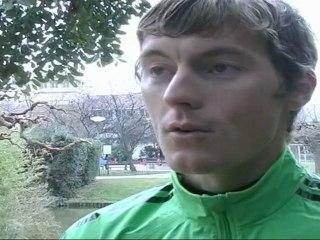 Cedric HOUSSAYE - Champion de FRANCE de marche