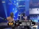 Instant Catch Info : SmackDown 25 Février 2011