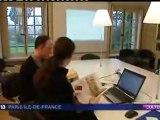 110225 [TV] F3 - Wikipedia au chateau de Versailles