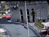 F1 2010 Codemasters Game Monte Carlo Crash