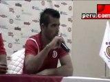 Peru.com: Martín Morel, jugador de Universitario