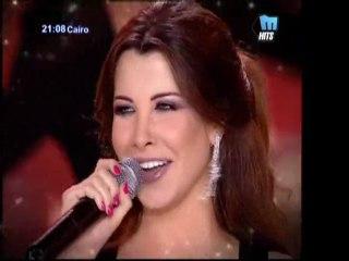 Nancy Ajram at Miss Lebanon - Baladiaty