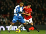 Wigan Athletic Vs. Manchester United: Javier Hernandez Makes
