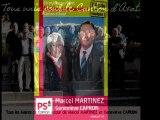 Lancement Cantonales 2011 Marcel MARTINEZ (Axat - Aude)