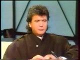 """Daniel Balavoine-Interview """"Sauver l'amour """" à l'émission """"Zénith"""" (1985)"""