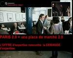 présentation de PARIS 2.0,jérémy dumont planneur strategique