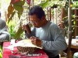 Les marionnettes du Wayang Kulit