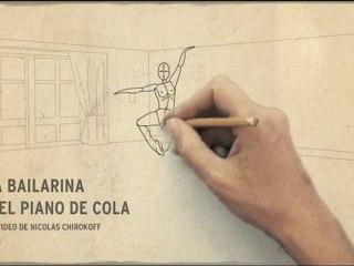 LA BAILARINA Y EL PIANO DE COLA