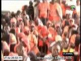 Point de presse donné par le Maire de Brazzaville