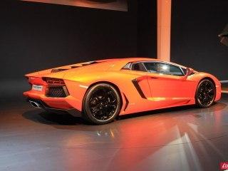 Lamborghini Aventador - Genève 2011