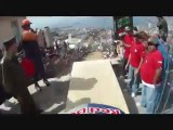 Bike : Crazy Downhill in Chile streets