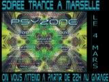 TEASER TRANCE PARTY  PSYZONE / TRANSUBTIL/  HADRA by VJ NAD