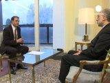 Iran : le Parlement européen condamne l'arrestation de...