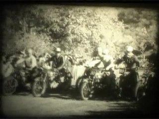 Motocross pont d'argent  Vannes année 50