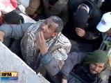 Révolution en Libye : urgence humanitaire