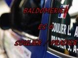 Rallye Baldomérien ES6 Embarquée SOULIER / PRADIER Megane A7
