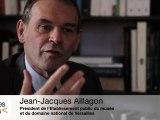 Jean-Jacques Aillagon : internet c'est l'accès aux Ecritures