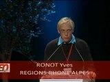Ronot Yves - Régions Rhône Alpes