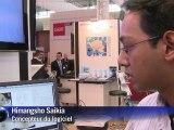 Le top des gadgets high-tech présenté au salon Cebit de Hanovre