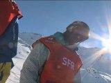 SFR Freeskiing Tour saison 2009 et étape val thorens