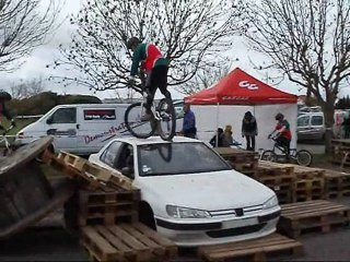 démo trial vélo MTC 2011 pujols