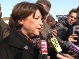Martine Aubry répond à Sarkozy sur le débat sur l'Islam