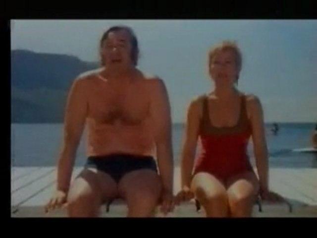 La vieille fille - Film de Jean-Pierre BLANC - 1971
