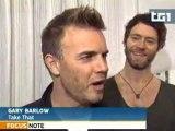 Robbie Williams : CIAO BELLA - Intervista TG1