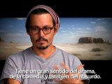 RANGO Entrevista a Johnny Depp