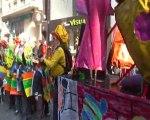 Beauvais: un carnaval des enfants haut en couleurs!