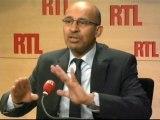 Harlem Désir, numéro deux du Parti socialiste : Arnaud Mon