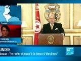 Tunisie : L'élection d'une assemblée constituante en juillet