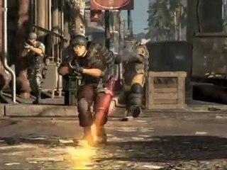 Mode Brigade antiterroriste de SOCOM : Special Forces