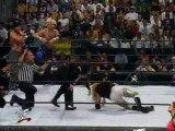 WWF KOTR2000 E&C vs T n' A vs Hardys vs Too Cool