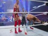 Santino Marella/Vladimir Kozlov vs Primo/Zack Ryder 3/03/11
