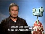 'Rango' - Entrevista al director Gore Verbinski