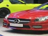 Mercedes-Benz at  Geneva Motor Show 2011