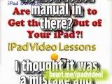 Ipad  Video Lessons