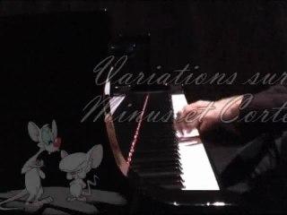 Minus et Cortex - Variations au piano et conquête du monde
