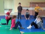 Le cirque était à l'honneurde l'accueil de Loisirs à Vitry