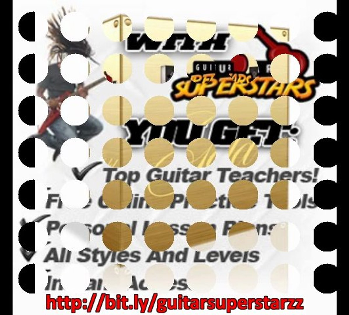 learn how to play guitar on video