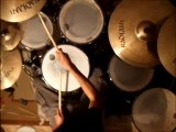 Wither - Dream Theater (drum cover) erenalgn