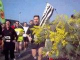 semi-marathon et foulées de st Gilles 2011 1ère  partie