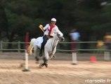 Championnat d'Europe de Pony mounted games à Marseille