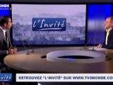 """Benoît HAMON """" Sarkozy veut étouffer l'affaire Woerth/Bettencourt"""" 08/07/10"""