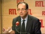 François Hollande invité de RTL - 09/03/2011