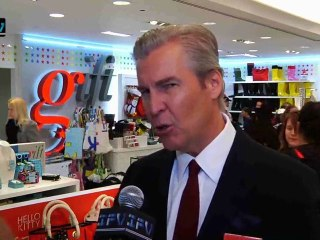 IFV News: Macy's Chmn, Pres & CEO Terry Lundgren