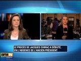Emplois fictifs : le procès Chirac a débuté