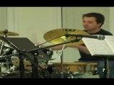 Donny Fortin - Drum Impovisation