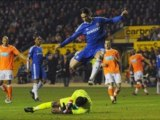 Blackpool 1-3 Chelsea Terry header, Lampard double